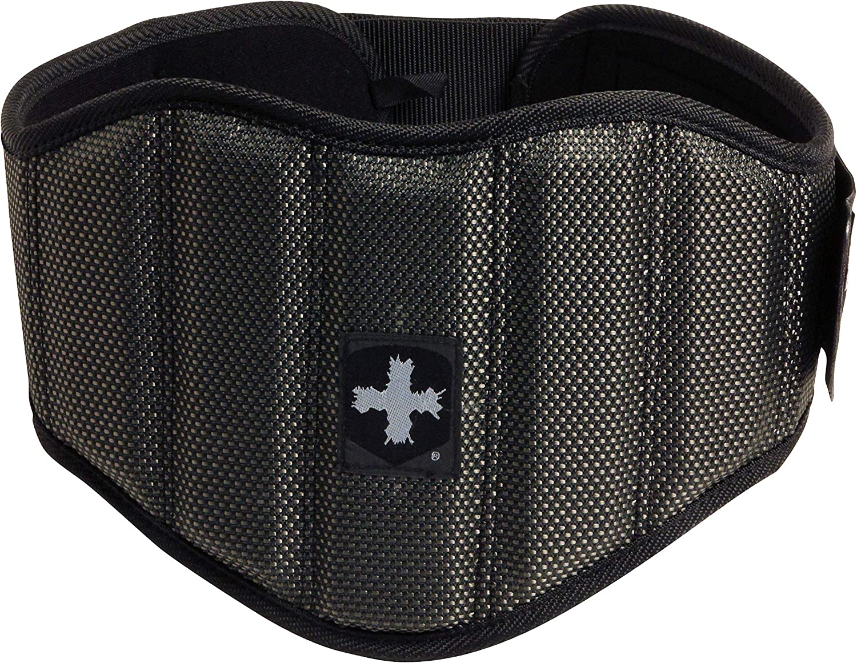 Harbinger Men's Firm Fit 7.5-Inch Contoured Weightlifting Belt, Medium , Black : Waist And Abdomen Supports : Sports & Outdoors