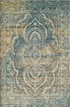 Amazon Com Blue And Green Area Rugs