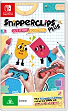Nintendo Snipperclips Plus: Cut It Out, Together