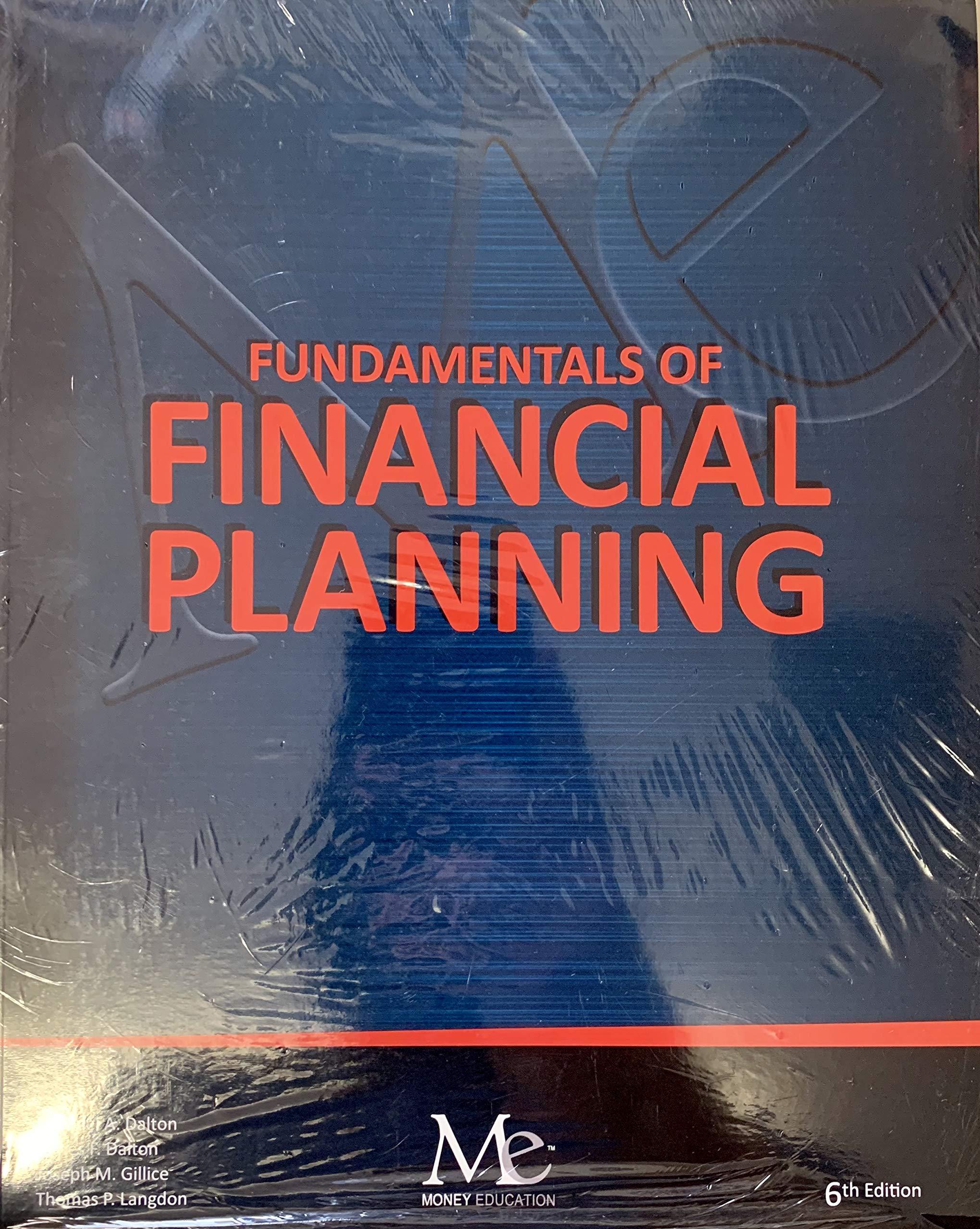 Fundamentals Of Financial Planning Buy Online In Aruba At Aruba Desertcart Com Productid 186718746