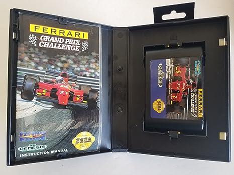 Ferrari Grand Prix Challenge 1992 Sega Genesis Flying Edge 1990/'s