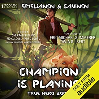 True Hero: Champion Is Playing, Book 1