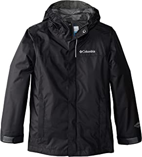 Columbia Youth Boys' Watertight Jacket, Waterproof &...