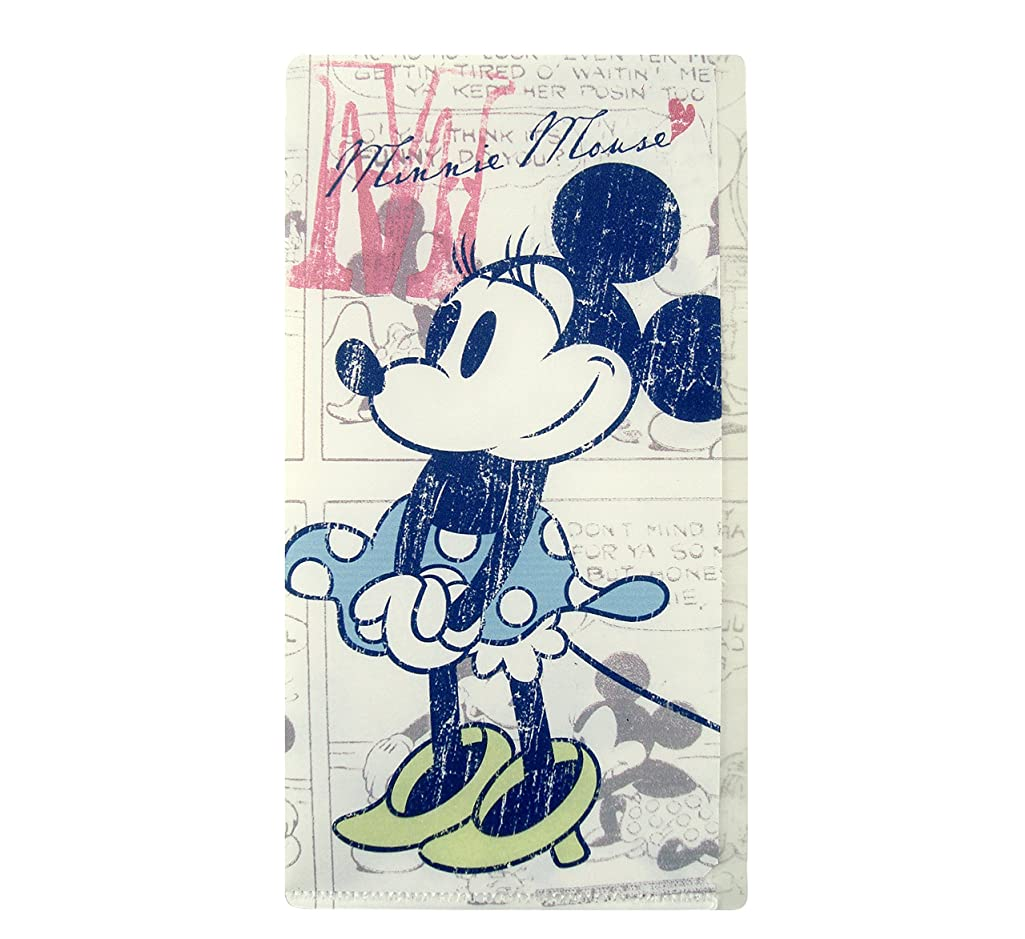 インキュバス家事をする虚弱PRAIRIE DOG Disney 抗菌マスクケース Comic Minnie ミニー