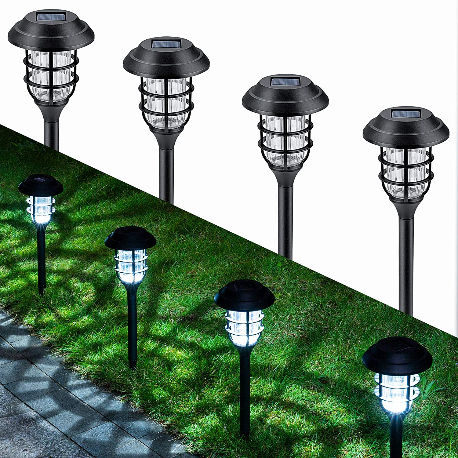 GIGALUMI Solar Lights Garden lamp Selling for Ga Outdoor Discount mail order Pieces 8