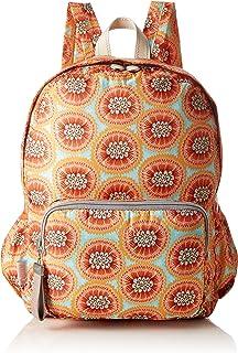 Oilily Damen Enjoy Passion Fruit Backpack Lvz Rucksackhandtasche Orange (Orange)