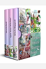 Witchless in Seattle Cozy Mysteries: Books 1-3 Kindle Edition