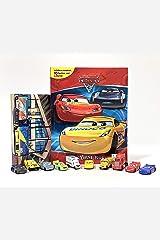 Cars 3 Busy Book Board book