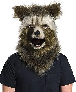 GotG2 Rocket Raccoon Adult Fur Mask