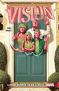 Vision Vol. 1: Little Worse Than A Man (Vision (2015-2016)) (English Edition)