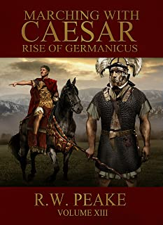 Marching With Caesar: Rise of Germanicus