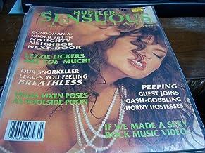 Hustler Sensuous Pictorial Volume 5 1992 Condomania Nookie and the Naughty Neighbor Next-Door