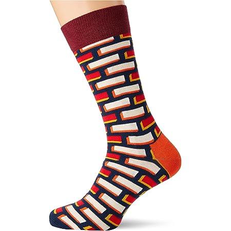 Happy Socks Brick Sock Calcetines para Hombre