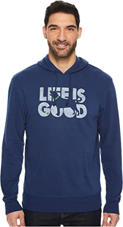 Life is Good - Dog Silo Life Is Good® Go-To Hoodie