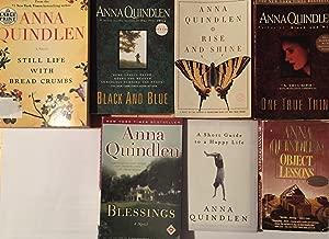 Anna Quindlen Paperback Fiction Collection 7 Book Set