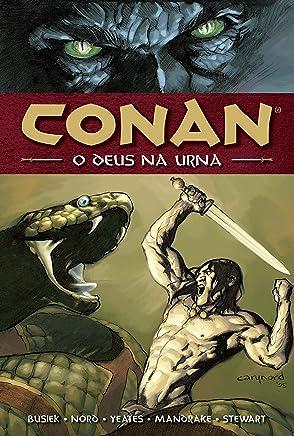 Conan - O Deus na Urna e Outras Histórias