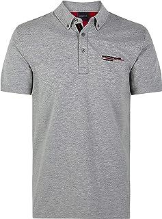 Motorsport Men's Gray Polo