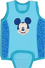 Aquawarm Blue Neoprene Baby's Warm Wetsuit w/UV Protection – Infant's Safest Swimsuit