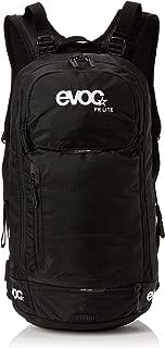 evoc FR Lite Protector Hydration Backpack Black/White, M/L