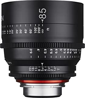 Rokinon Xeen XN85-MFT 85mm T1.5 Professional CINE Lens for Micro Four Thirds Mount