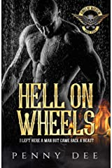 Hell on Wheels (The Kings of Mayhem Book 4) Kindle Edition