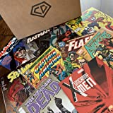 The Comic Garage Super Box - Start a Collection or Expand on an Existing One - 10 Collectible Comic Book Subscription Box
