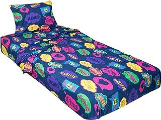cot flat sheet pattern