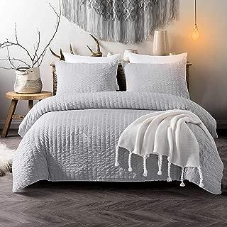 Best textured comforter king Reviews