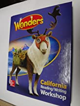Wonders California reading/writing workshop grade 5