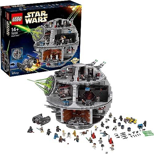 Mejor precio LEGO Star Wars TM - - - Death Star, maqueta de juguete de la Estrella de la Muerte de la saga La Guerra de las Galaxias (LEGO 75159)  edición limitada en caliente