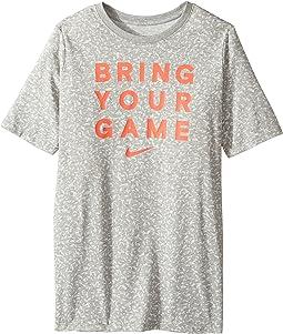 Dry Bring Game Short Sleeve Tee (Little Kids/Big Kids)