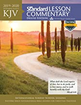 KJV Standard Lesson Commentary® Deluxe Edition 2019-2020