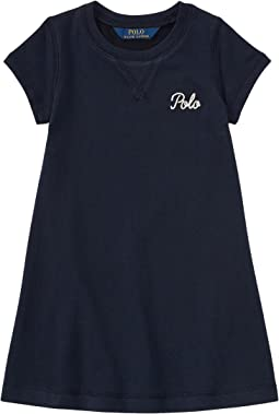 Polo Ralph Lauren Kids - French Terry Dress (Little Kids)