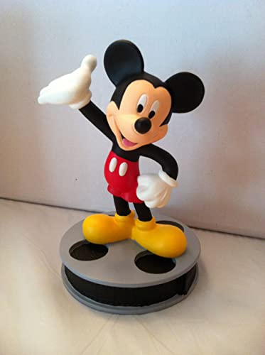 comprar barato Mickey Mouse Figure Standing Standing Standing on Movie Reel by Disney  costo real