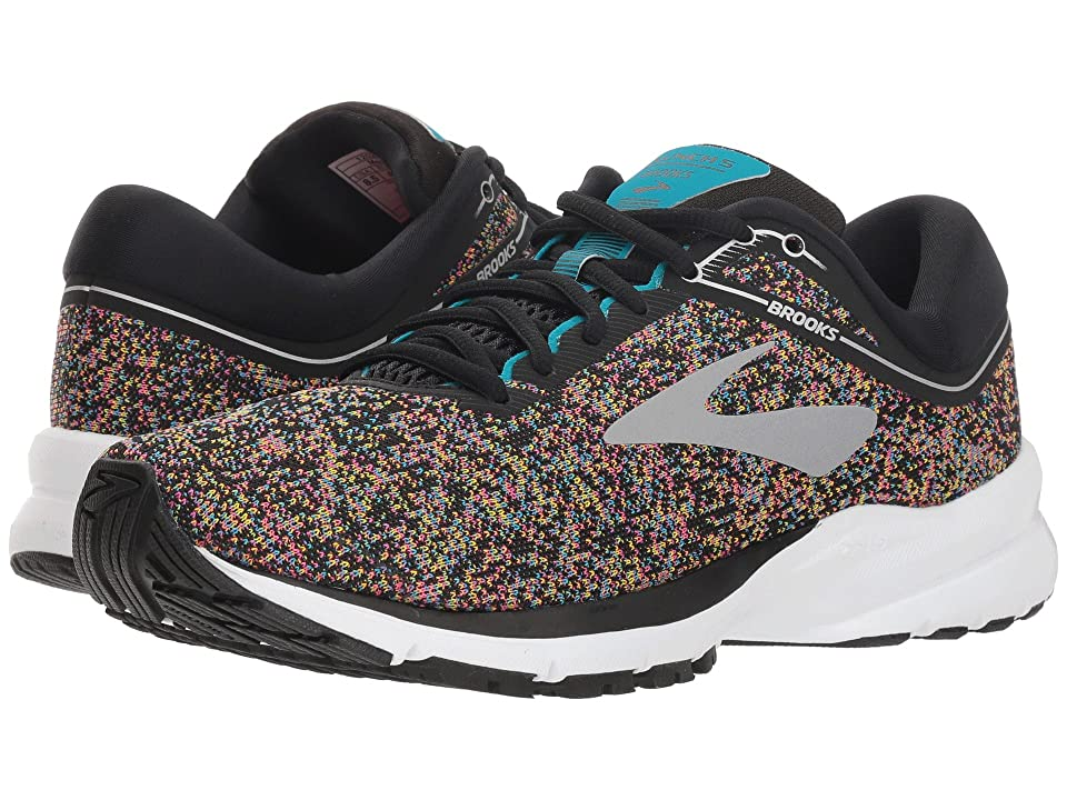 Brooks Launch 5 (Pink/Blue/Yellow) Women