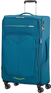 American Tourister Hand Luggage, Turquoise (Teal), 79 centimeters