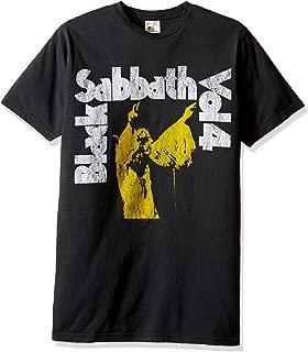 Black Sabbath 'Vol. 4' Black T-Shirt