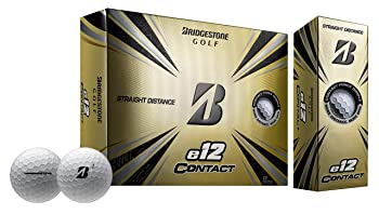 2021 Bridgestone e12 Contact Golf Balls