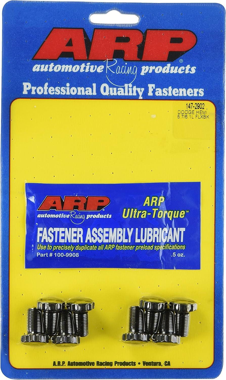 ARP 147-2902 free Flexplate Bolt Sacramento Mall Kit