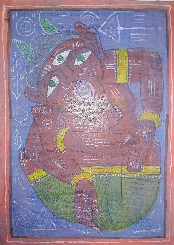 Rahu Nakshtra Washington Mall Tantra Painting Astrology Sale SALE% OFF Handmade Religious Minia