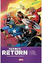 Heroes Return #1 (Heroes Reborn (2021) One-Shots) Kindle Edition