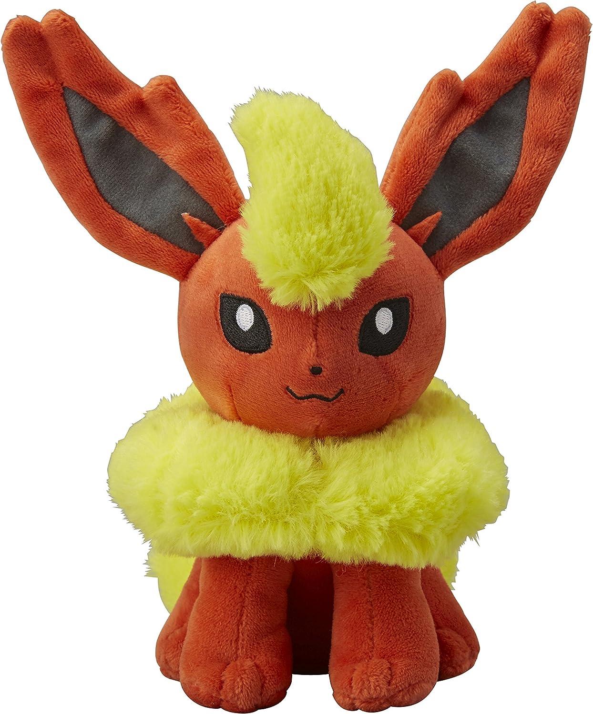 Pokemon Center Original Plush Doll Flareon (Pokemon Go)