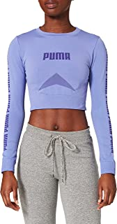 PUMA Evostripe Evoknit Longsleeve T Camiseta Mujer