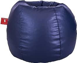 Comfy Bean Bag XXXL Size Indigo Filled with Bean Filler