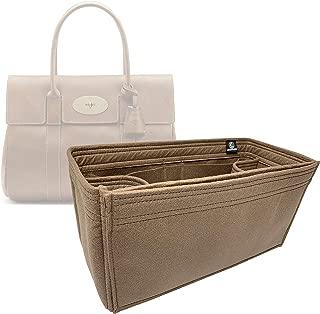 Zoomoni Mulberry Bayswater Bag Insert Organizer - Premium Felt (Handmade/20 Colors)