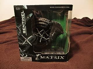Matrix Deluxe Boxed set Sentinel McFarlane