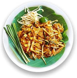Takeout Kit, Vegan/Vegetarian Tofu Pad Thai Pantry Meal Kit, Serves 4