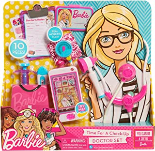 Barbie Just Play Doctor Set, Multicolor