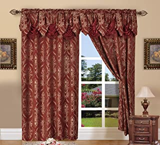 Best swag valance and panels set Reviews