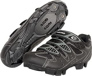 Exustar E-SM324MTB Zapato 45Euros o 11US, Negro